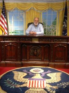 Presidential Portrair